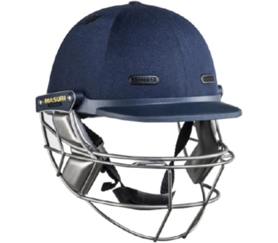 Masuri Masuri Vision Series Elite Helmet with Steel Grill