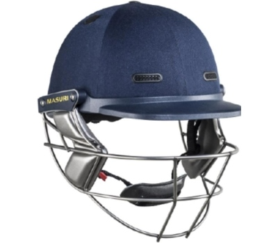 Masuri Masuri Vision Series Test Helmet with Steel Grill