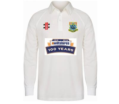 Torquay Cricket Club Torquay Cricket Club Playing Shirt L/S SENIOR