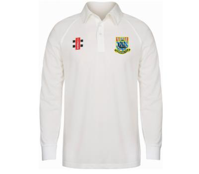 Torquay Cricket Club Torquay Cricket Club Playing Shirt L/S JUNIOR