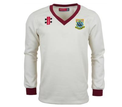 Torquay Cricket Club Torquay Cricket Club L/S Jumper JUNIOR
