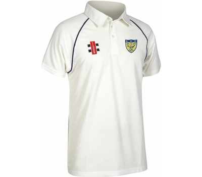 Lustleigh CC Lustleigh Cricket Club Short Sleeve Playing Shirt