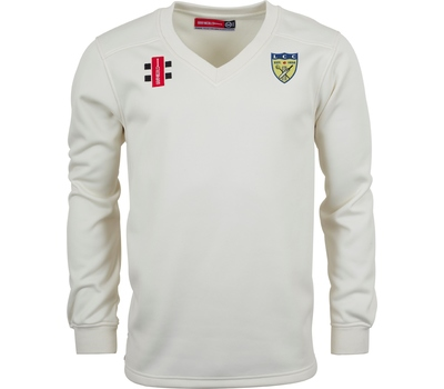 Lustleigh CC Lustleigh Cricket Club Long Sleeve Fleece Jumper