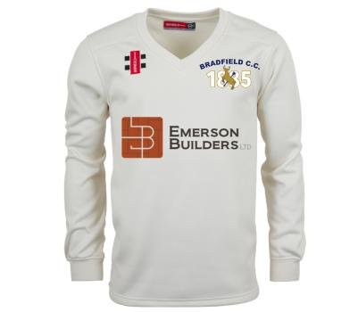 Bradfield Cricket Club Bradfield Cricket Club Long Sleeve Fleece Jumper