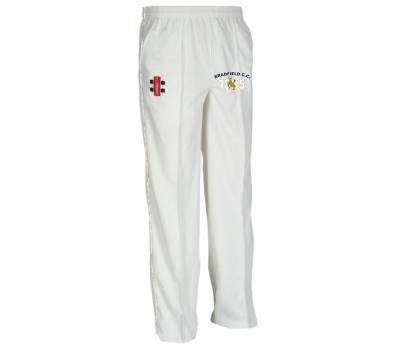 Bradfield Cricket Club Bradfield Cricket Club Playing Trousers