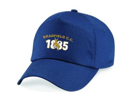 Bradfield Cricket Club Bradfield Cricket Club Playing Cap