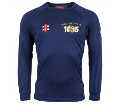Bradfield Cricket Club Bradfield Cricket Club Long Sleeve Training Shirt