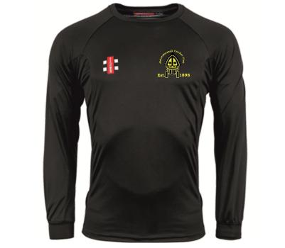 Abbotskerswell CC Abbotskerswell Cricket Club Long Sleeve Training Shirt
