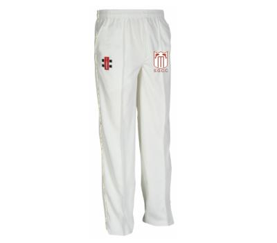 Stoke Gabriel CC Stoke Gabriel Cricket Club Playing Trousers