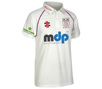 Stoke Gabriel CC Stoke Gabriel Cricket Club Playing Shirt