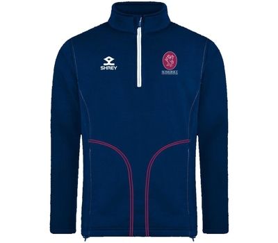 Somerset County Cricket C Somerset CCC Fleece