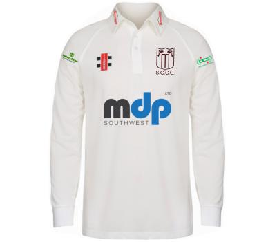 Stoke Gabriel CC Stoke Gabriel Cricket Club Long Sleeve Playing Shirt
