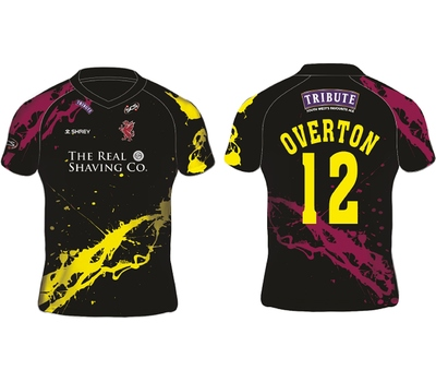Somerset County Cricket C Somerset CCC 2018 Vitality Blast T20 Shirt
