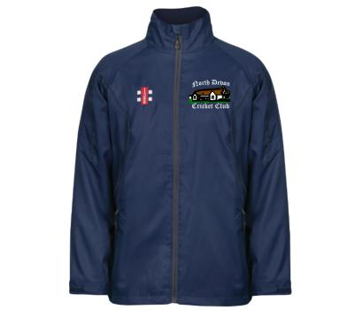 North Devon CC North Devon Cricket Club Tracksuit Jacket