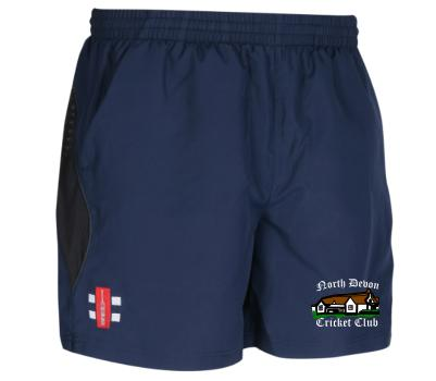 North Devon CC North Devon Cricket Club Training Shorts