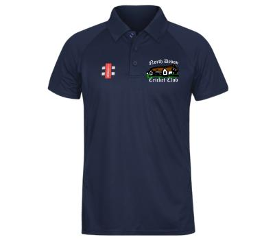 North Devon CC North Devon Cricket Club Polo Shirt
