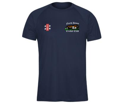 North Devon CC North Devon Cricket Club Training Shirt