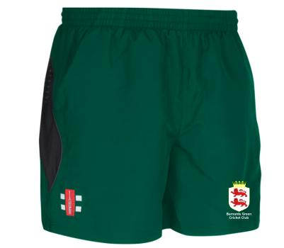Barnards Green CC Barnards Green Cricket Club Training Shorts