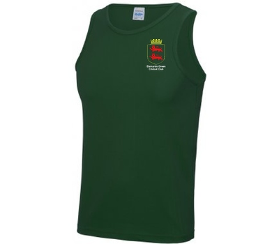 Barnards Green CC Barnards Green Cricket Club Training Vest