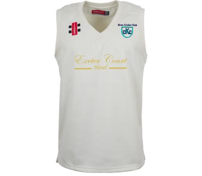 Kenn Cricket Club Kenn Cricket Club Sleeveless Fleece Jumper