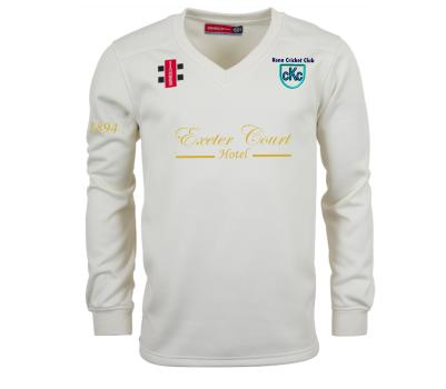 Kenn Cricket Club Kenn Cricket Club Long Sleeve Fleece Jumper