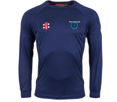 Kenn Cricket Club Kenn Cricket Club Long Sleeve Training Shirt