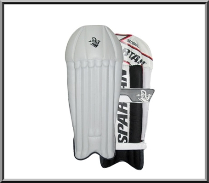 Spartan Spartan Steel Wicket Keeping Pads