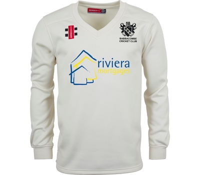 Babbacombe CC Babbacombe Cricket Club Long Sleeve Fleece Jumper