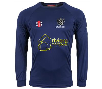 Babbacombe CC Babbacombe Cricket Club Long Sleeve Training Shirt