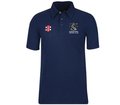 Babbacombe CC Babbacombe Cricket Club 125th Anniversary Polo Shirt