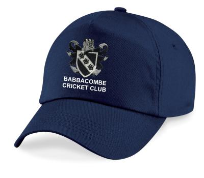 Babbacombe CC Babbacombe Cricket Club Playing Cap