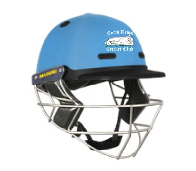 North Devon CC North Devon CC Masuri VS Test Steel Grill Helmet