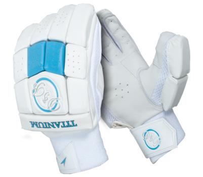 Duck & Run Duck and Run Titanium Pro Junior Batting Gloves