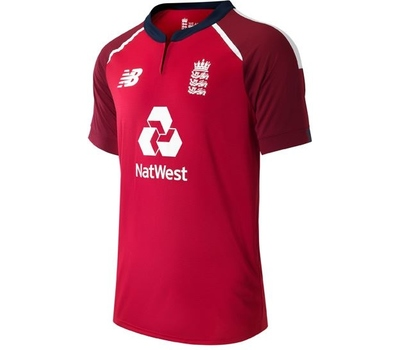 England Cricket England 2017 T20 Replica Playing Shirt