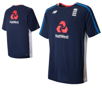 England Cricket England 2017 Training Shirt