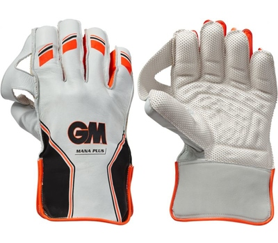 GM Gunn and Moore Mana Plus Wicket Keeping Gloves