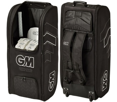 GM Gunn and Moore Original Wheelie Duffle Bag