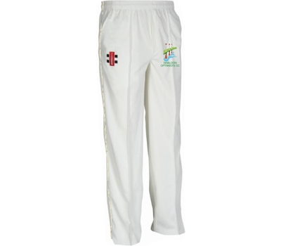 Shaldon Optimists CC Shaldon Optimists Cricket Club Playing Trousers