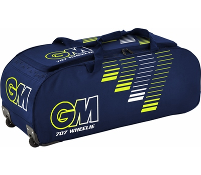 GM Gunn and Moore 707 Wheelie Bag