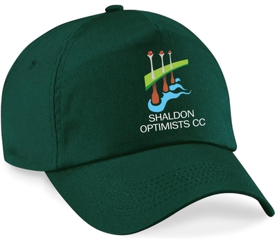 Shaldon Optimists CC Shaldon Optimists Cricket Club Playing Cap