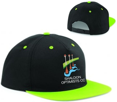 Shaldon Optimists CC Shaldon Optimists Cricket Club Snapback Cap