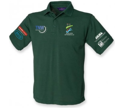 Shaldon Optimists CC Shaldon Optimists Cricket Club Polo