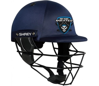 Port Talbot Cricket Club Port Talbot Cricket Club Shrey Armor Helmet