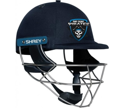 Port Talbot Cricket Club Port Talbot Cricket Club Shrey Masterclass Helmet