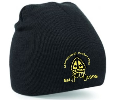 Abbotskerswell CC Abbotskerswell Cricket Club Beanie