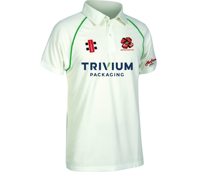 Overstrand Cricket Club Overstrand Cricket Club Short Sleeve Playing Shirt