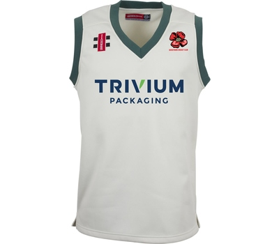 Overstrand Cricket Club Overstrand Cricket Club Sleeveless Fleece Jumper