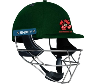 Overstrand Cricket Club Overstrand Cricket Club Shrey Masterclass Helmet