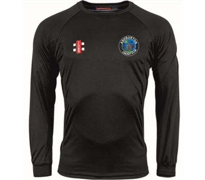 Gray Nicolls Ashburton CC Long Sleeve Training Shirt