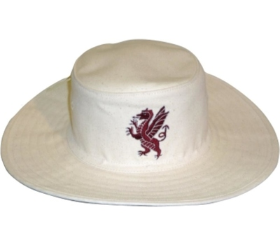 Somerset County Cricket C Somerset CCC Sun Hat